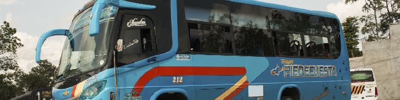 Transporte colectivo de pasajeros