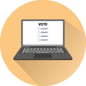Icono Votación