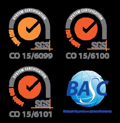 Certificaciones 2020