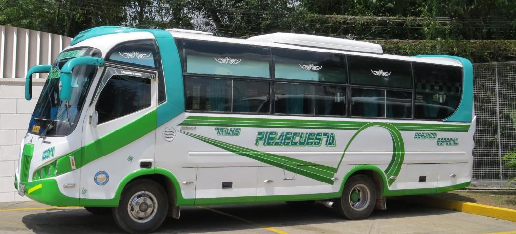 Servicio Transporte Especial
